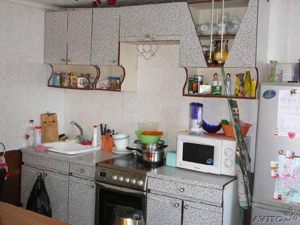 Перевозка личныx вещей : кухонный гарнитур из Красноярска в Авиатора
