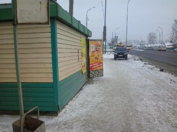 Грузоперевозки торговый павильона по Кемерову