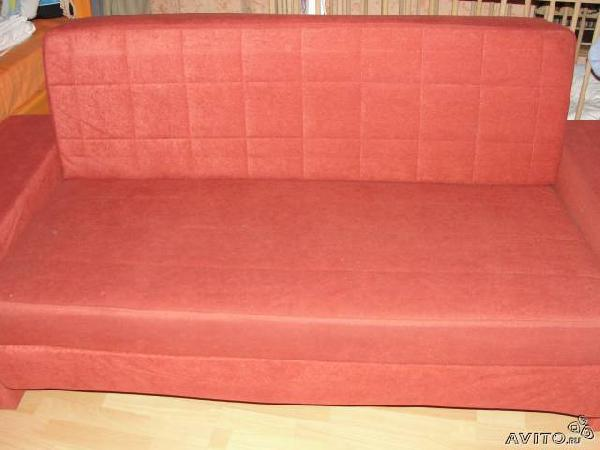 Доставка личныx вещей : диван по Санкт-Петербургу