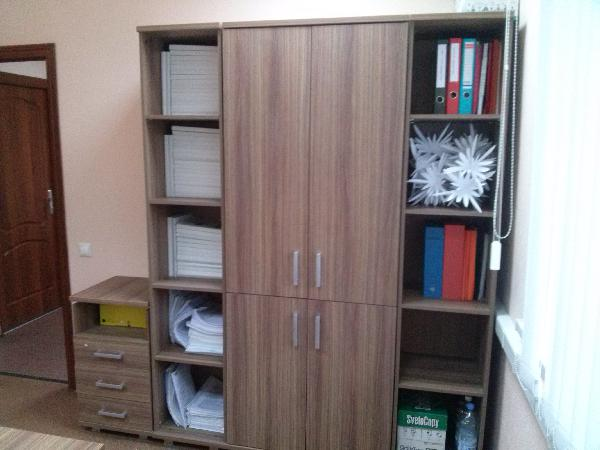 Заказ транспорта для перевозки офисной мебели и коробок с бумагами из Курск в Москва