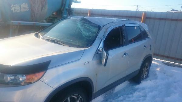 Перевезти автомобиль автовоз из Тюмень в Ханты-Мансийск