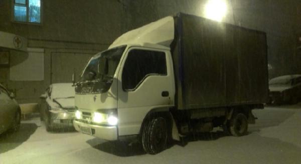 Доставить машину  из Санкт-Петербург в Находка Приморский край