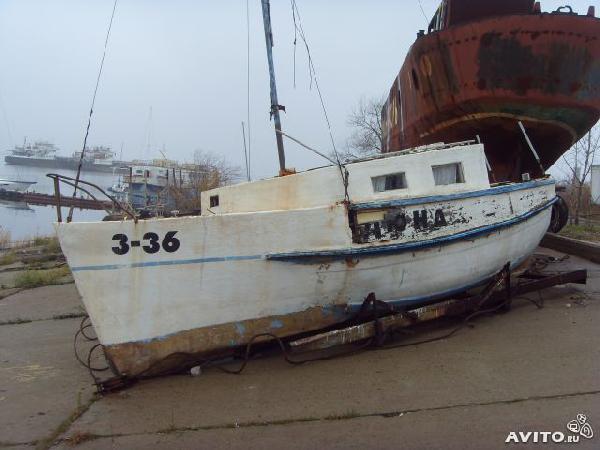 Отправить катер цены из Волгоград в Анапа