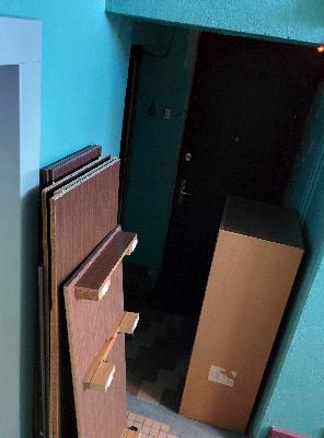 Сколько стоит доставка шкафа разобранного из Долгопрудный в Москва