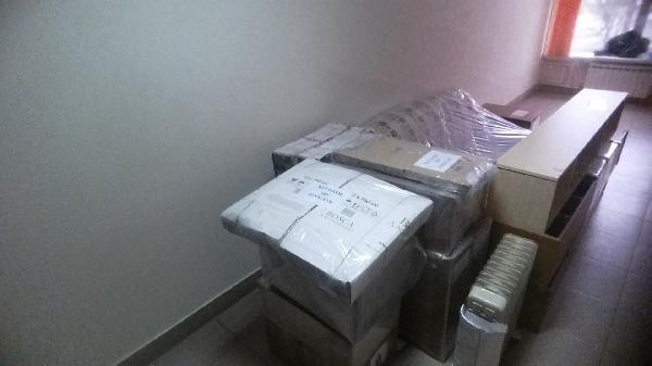 Дешевая доставка дивана, коробок, шкафа, техники из Обнинск в Улан-Удэ