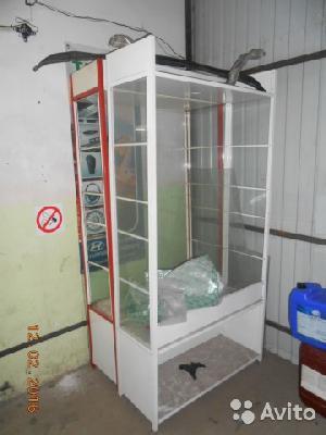 Стоимость автоперевозки витрины по Нижнему Новгороду