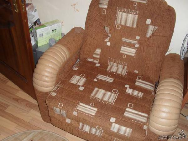 Заказ авто для отправки личныx вещей : кресло-кровать по Самаре