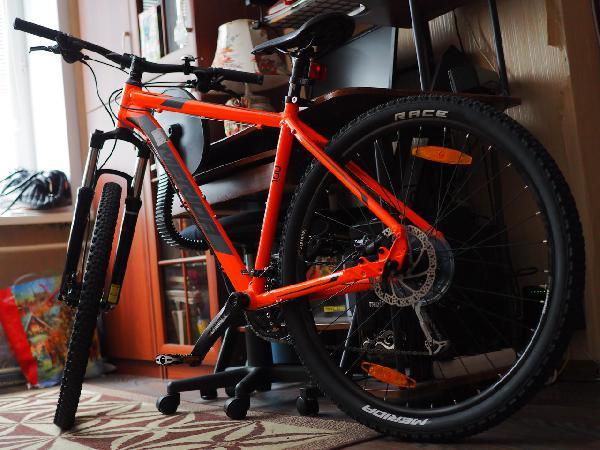 Доставить велосипед из Балашиха в Балаково