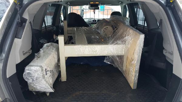 Сколько стоит перевозка швейной машинки, оборудования из Рублева Москва в Сальск