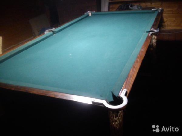 Перевозка бильярдного стола лежа из Полушкино в Серпухов