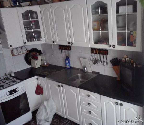 Перевозка вещей : кухонный гарнитур угловой из СНТ Утренней зари в Казань