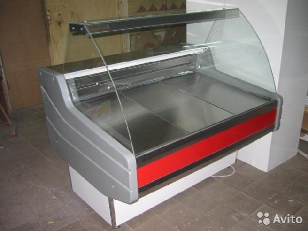 Перевозка двух холодильных витрин недорого из Краснодар в Северская