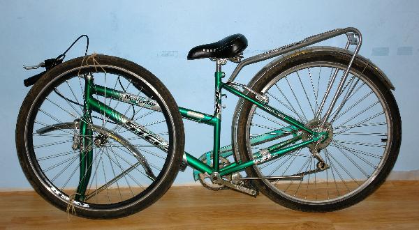 Стоимость транспортировки велосипеда попутно из Краснодар в Самара