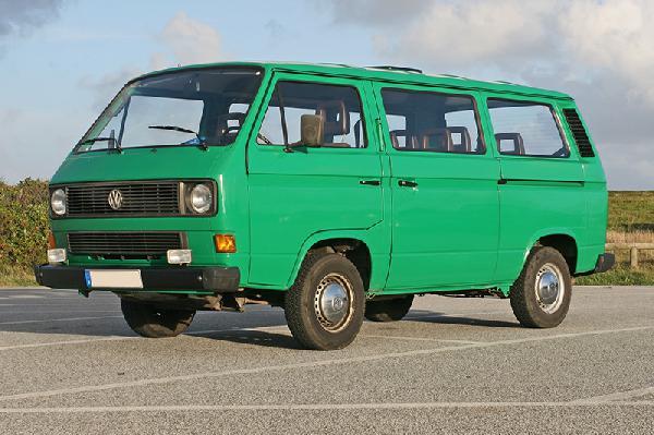 Volkswagen Transporter T3 1980 г.в.
