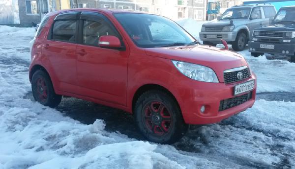 Отправить в контейнере автомобиль  из Хабаровск в Краснодар