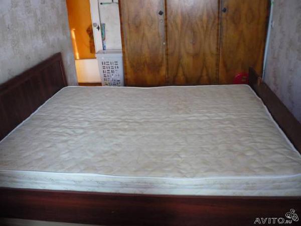 Доставка мебели : кровать из Садоводческого товарищества N15 в поселок Подозерский Комсомольский район