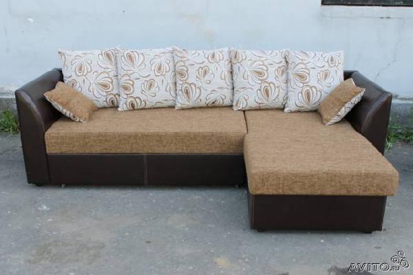Перевозка недорого углового дивана из Нижний Новгород в Борский район