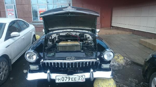 Перевезти легковую машину  из Санкт-Петербург в Новый Уренгой