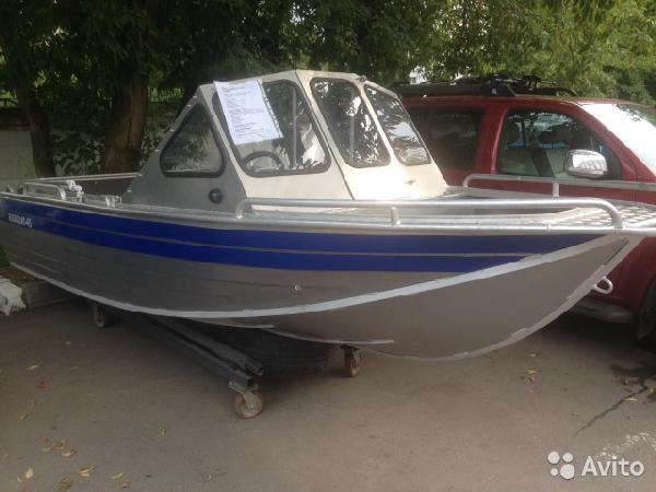 Перевезти алюминиевую лодку  из Санкт-Петербурга в Иркутск