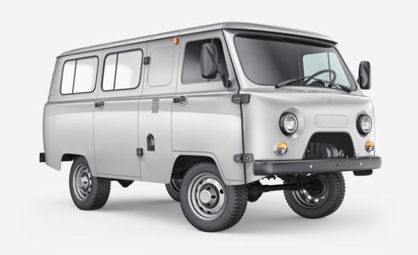 Перевозка автомобиля УАЗ-374195, 2016г.в.