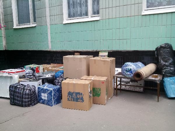 Заказать газель перевезти  мебель и бытовую технику, личные вещи из Москва в Липецк