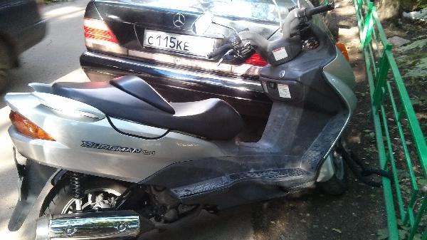 Заказать отправку скутера стоимость из Одинцово в Керчь