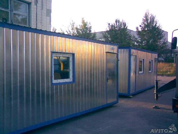 Заказать автомобиль для транспортировки вещей : бытовка строительная по Казани