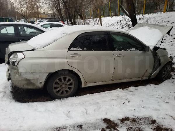 Перевезти автомобиль автовоз из Москва в Чита