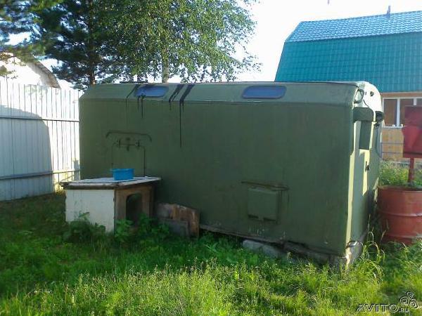 Транспортировать гараж из Екатеринбурга в Свердловскую область