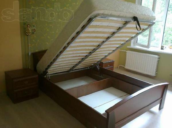Заказ автомобиля для доставки вещей : Двуспальная кровать с подъемны по Санкт-Петербургу