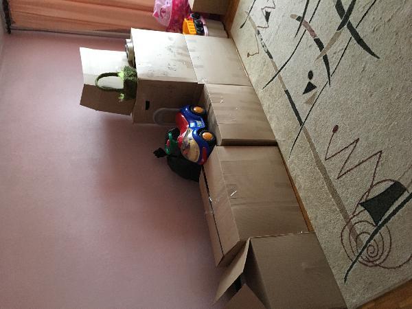 Заказать газель перевезти  коробки из Москва в Чашниково