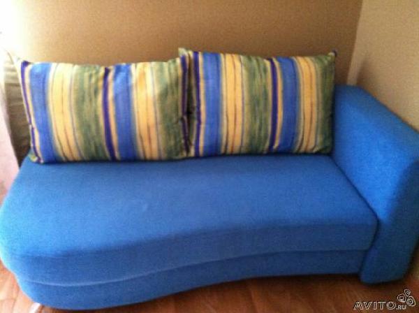 Отправка мебели : диван из Асов в Атаевку