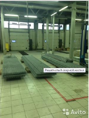 Газель для перевозки решетчатого настила догрузом из Санкт-Петербург в Лобня