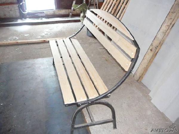 Отвезти скамейки из Нижний Новгород в город Шумерля