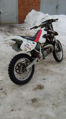Мотоцикл из Чернушка в Хвалынск