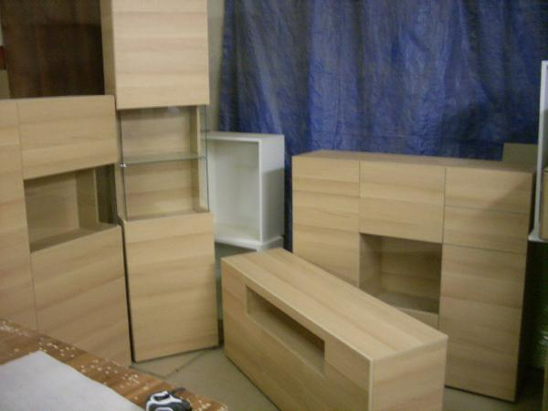 Заказать авто для транспортировки мебели : Мебельная стенка из Воронежа в Посёлок Отрадный