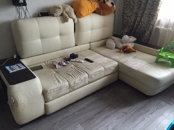 Доставка дивана из Москва в Чисмена