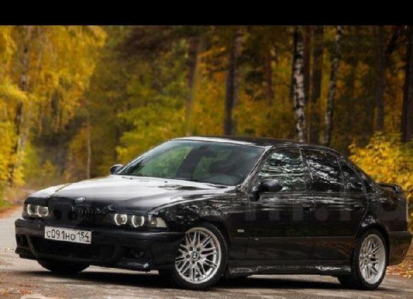 BMW M5 / 1999 г / 1 шт из Новосибирск в Краснодар
