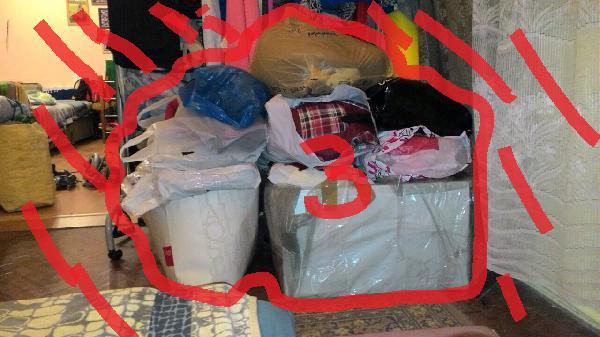 Газель перевезти детские вещи, включая коляску из Краснодар в Москва