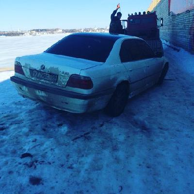 Перевозка автомобиля Bmw 730 e38 / 1994 г / 1 шт