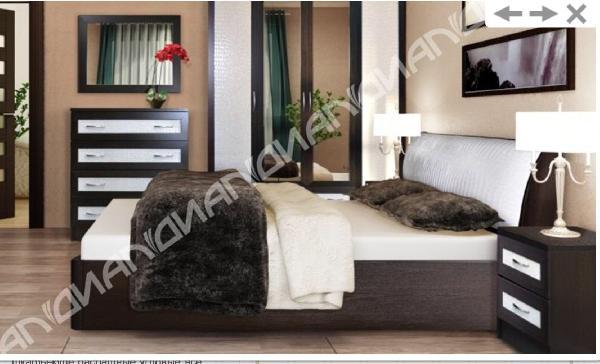 Заказать газель перевезти  двуспальную кровать из Москва в Чита