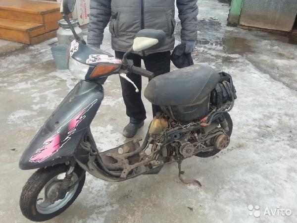 Перевозка скутера стоимость из Шаран в Уфа