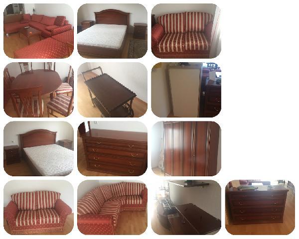 Дешевая доставка двуспальной кровати из Германия, Баден-Баден в Россия, Москва