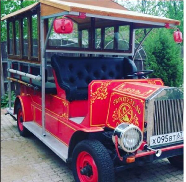 Доставить легковую машину на автовозе из Смоленск в порт Кавказ