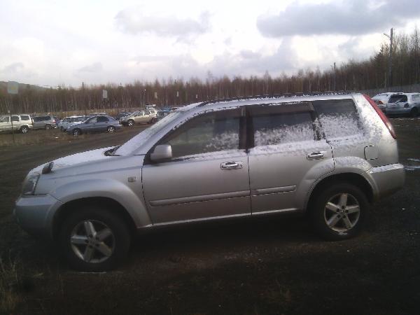 Nissan х стеил / 2004 г / 1 шт из Братск в моск