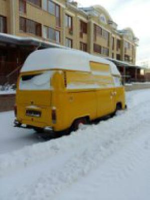Volkswagen Transporter / 1975 г / 1 шт из Омск в Шарыпово