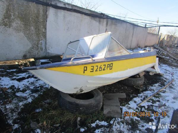 Лодка ока 4 из Волгодонск в Кириши