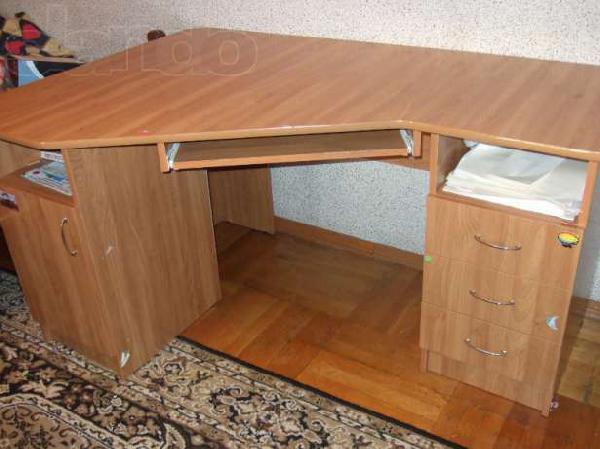 Транспортировка мебели : компьютерный стол из Краснодара в станицу Елизаветинскую