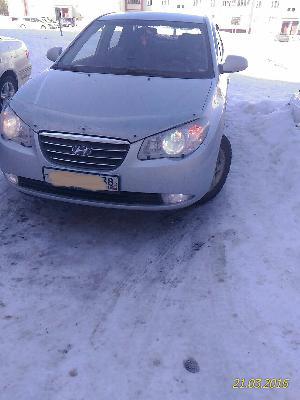 Hyundai Avante / 2009 г / 1 шт из Усть-Илимск в Калининградская область (Гурьевский р-н)