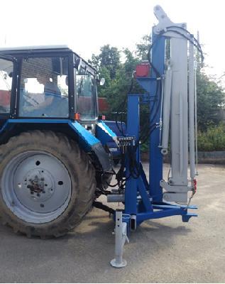 Перевезти на газели оборудование навесный для трактора дешево из Богородский район в Шолоховский район